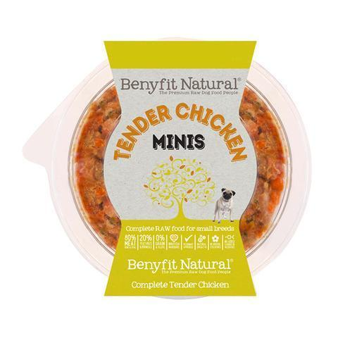 Benyfit Natural - Mini Tender Chicken
