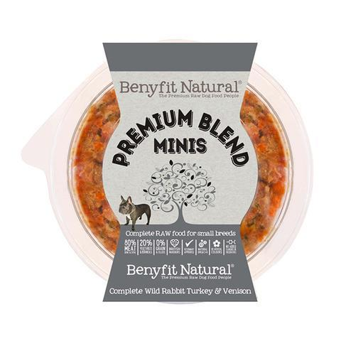 Benyfit Natural - Mini Premium Blend
