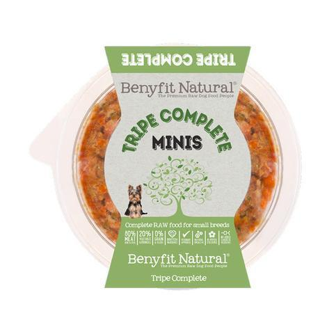 Benyfit Natural - Mini Tripe Complete *Collection Only*