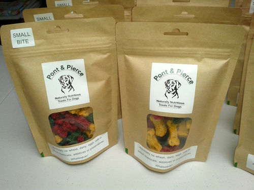 Pont & Pierce - Mixed Dog Treats 100g