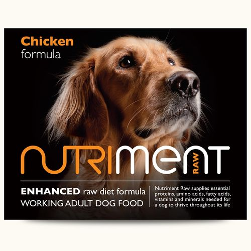 Nutriment Adult - Chicken Formula *Collection Only*