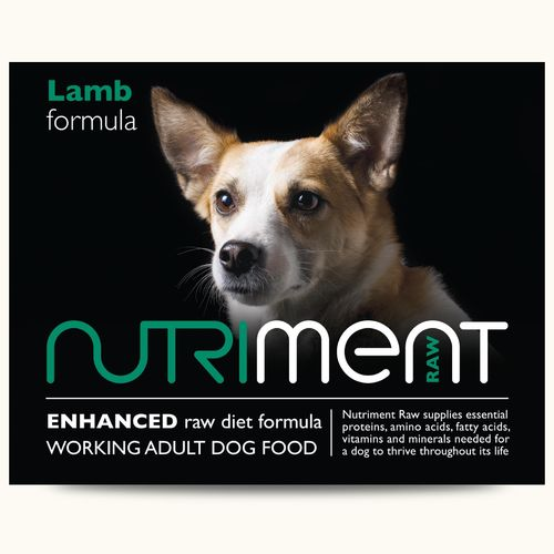 Nutriment Adult - Lamb Formula *Collection Only*