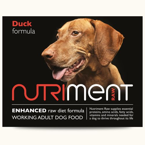 Nutriment Adult - Duck Formula *Collection Only*