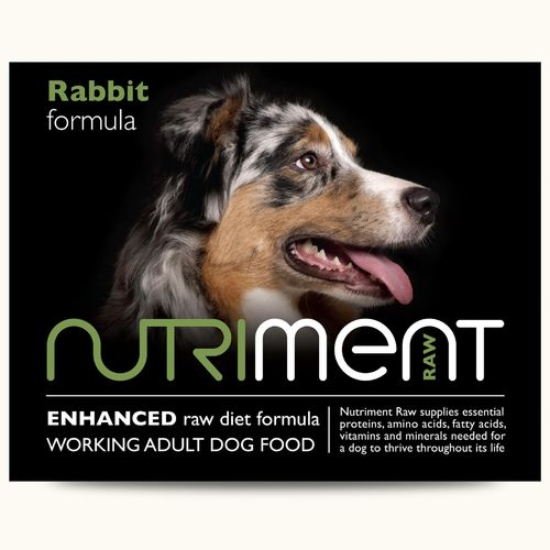 Nutriment Adult - Rabbit Formula 500g *Collection Only*