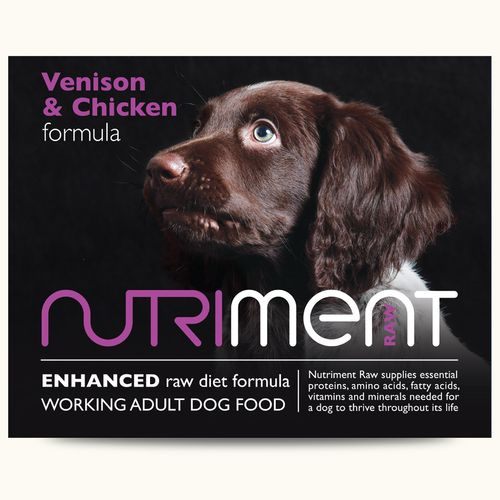 Nutriment Adult - Venison with Chicken Formula *Collection Only*