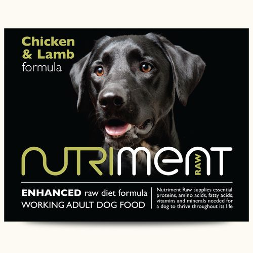 Nutriment Adult - Chicken and Lamb Formula *Collection Only*