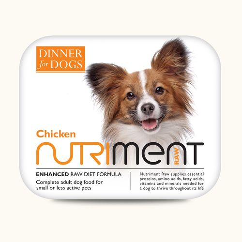 Nutriment Dinner for Dogs - Chicken Dinner 200g *Collection Only*