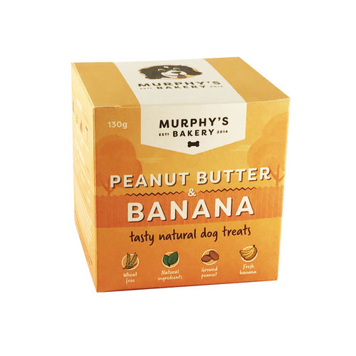 Murphy's Bakery - Peanut Butter & Banana Biscuits