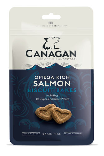 Canagan Salmon Dog Biscuit Bakes 150g
