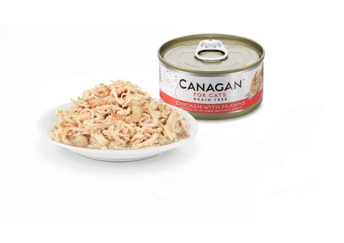 Canagan Cat Can - Chicken with Prawns 75g