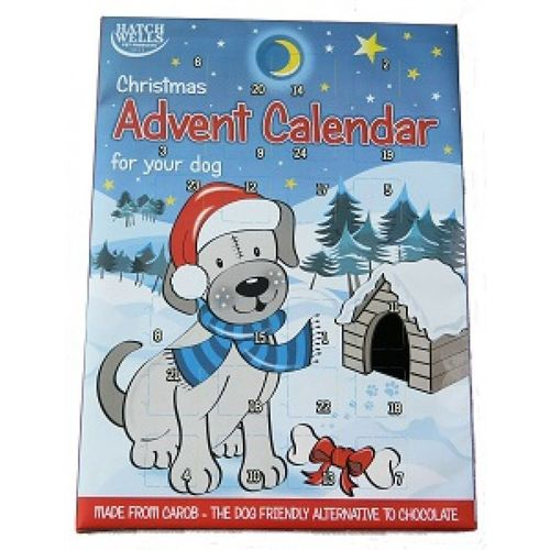 Hatchwells Christmas Advent Calendar for Dogs