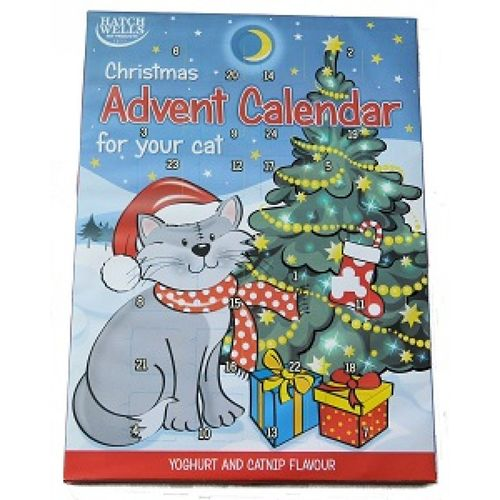 Hatchwells Christmas Advent Calendar for Cats