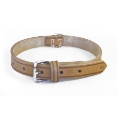 Outhwaite Natural Leather Collar