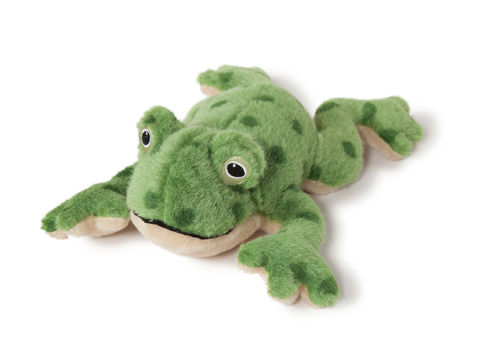 "Danish Design - Fletcher the Frog Dog Toy (12"")"