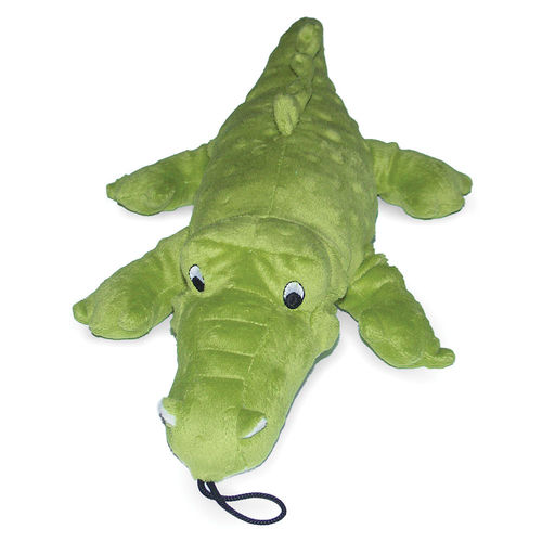 "Danish Design - Charles the Crocodile Dog Toy (16"")"