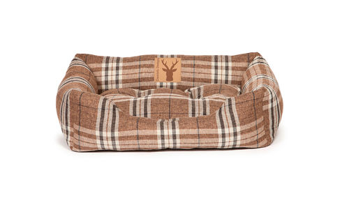Danish Design - Newton Truffle Snuggle Dog Bed